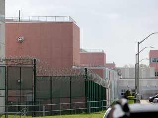 Philly Prisons Move to 'Shelter In Place' As COVID Outbreak Tears Through Jail