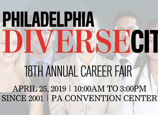Register Now: 2019 AL DÍA 18th Annual Philadelphia Diverse City Career Fair