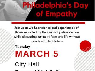 Register now for Philadelphia's Day of Empathy