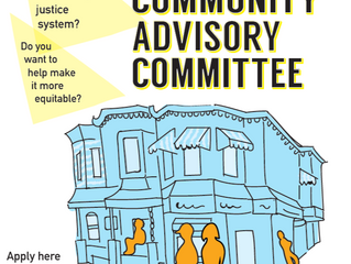 Join the MacArthur Foundation Safety and Justice Challenge Community Advisory Committee!