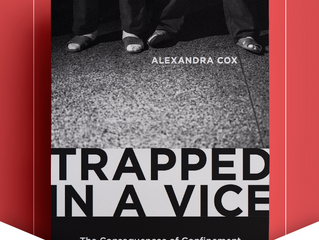 YSRP Hosts Info Session with Author of Trapped in A Vice