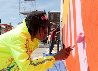 Curious about Mural Arts' Restorative Justice Guild? Find out more this Reentry Month!