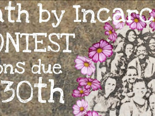 Enter to Win End Death by Incarceration Art Contest, Sponsored by Let's Get Free