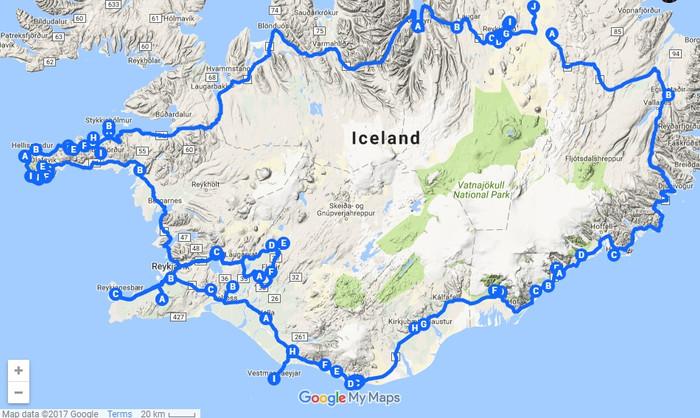 Iceland Ring Road: Tips n Tricks