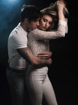 Malcolm Modele and Kim Fassel - Couple