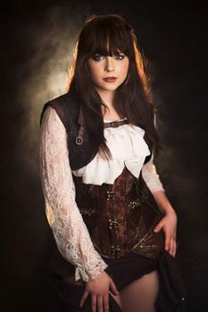 April Bishop - Period Costume