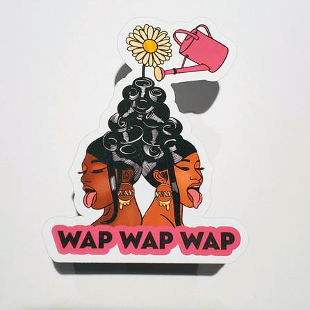 WAP Sticker