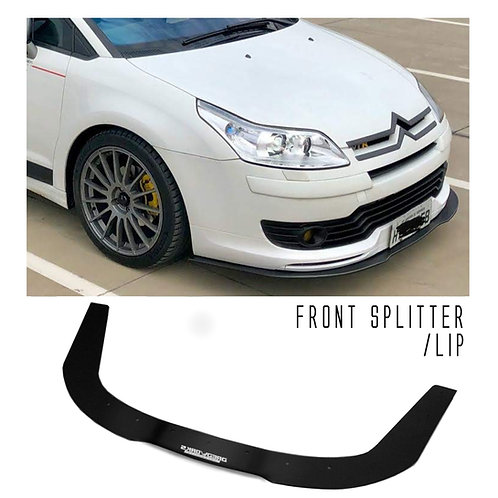 Front Splitter/Lip - C4 VTR