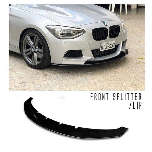 Front Splitter/Lip - BMW 125i/135i M