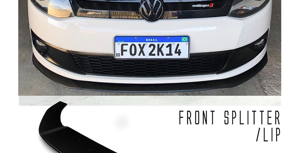 Front Splitter - VW Fox G2/G3