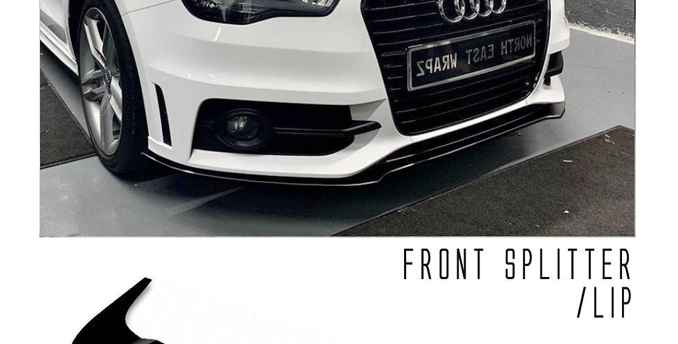 Front Splitter - A1