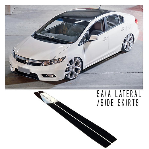 Par Saia Lateral - Civic G9