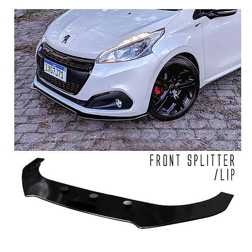 Front Splitter - 208 GT
