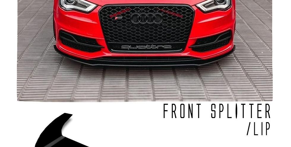 Front Splitter - S3 8V Sportback
