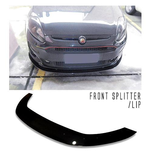 Front splitter - Punto Tjet