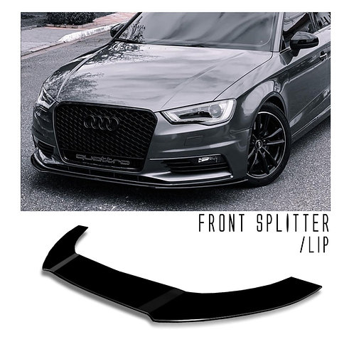 Front Splitter - Audi A3 2015/16