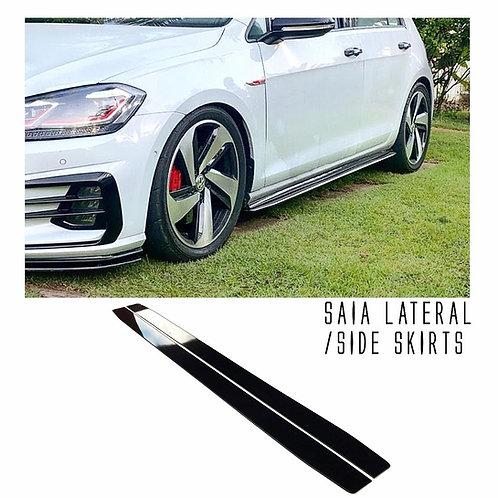 Par Saia Lateral - Golf GTi MK7 / 7,5