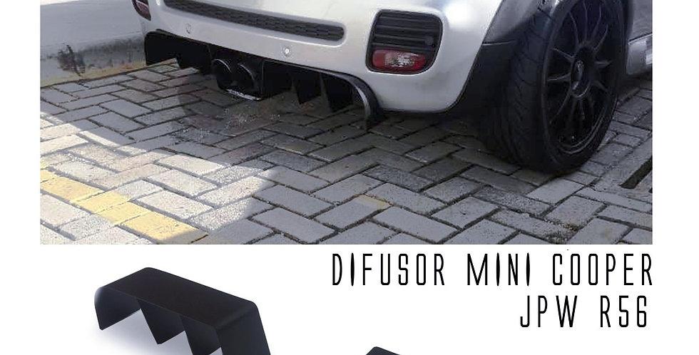 Difusor Mini Cooper JCW R56