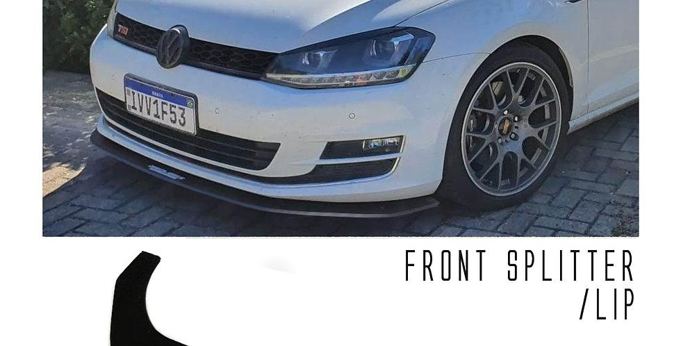 Front Splitter/lip - Golf TSi