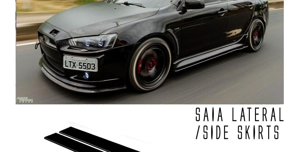 Par Saia Lateral - Lancer GT/Evo '12+