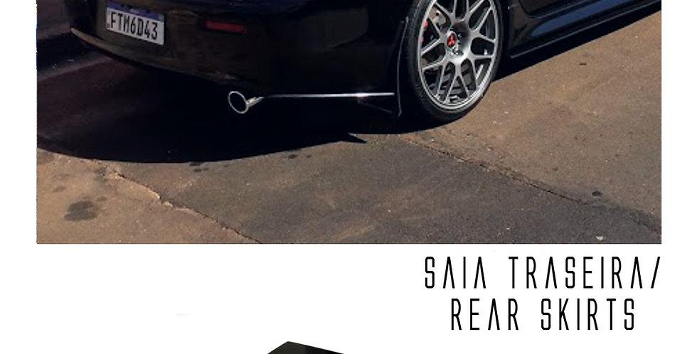 Saia traseira - Lancer GT