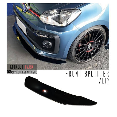 Front Splitter - Up TSi 2018