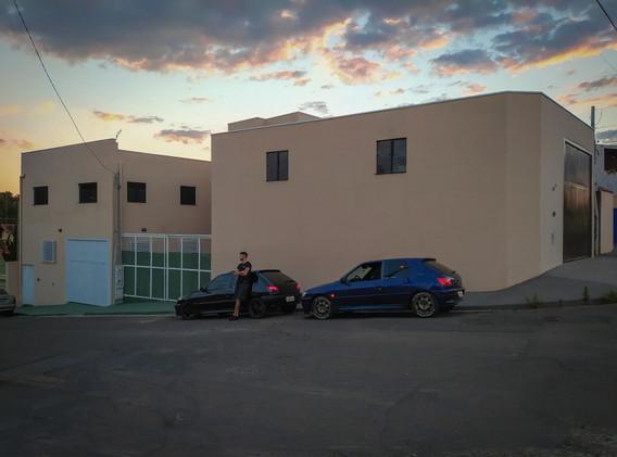 Sede da Dredworks Automotive, localizada em São Carlos, cidade polo tecnológico do país, situada no interior do estado de SP.