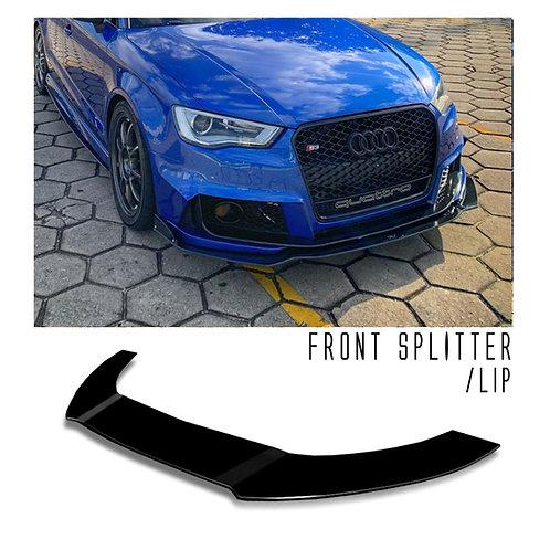 Front Splitter - RS3 2014 -2016