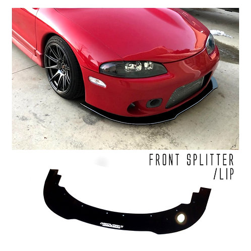 Front Splitter - Eclipse GST
