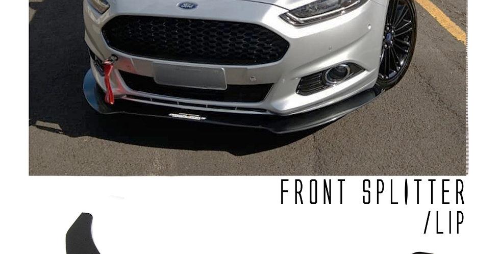 Front Splitter/Lip - Fusion 2013+