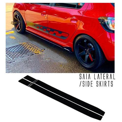 Par Saia Lateral - Sandero RS/GT Line