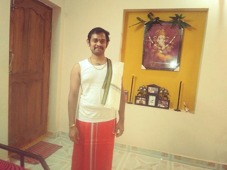 Kancharal venkata kapila suryanarayana (surendra)