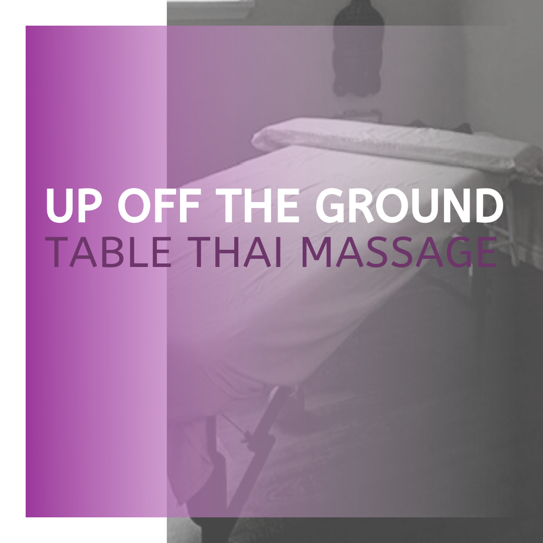 Up Off The Ground: TABLE THAI ESSENTIALS