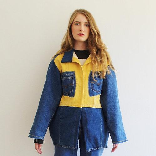 Kasaco Amarelo Jeans