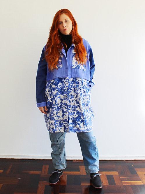 Jaketa Azul Ondas