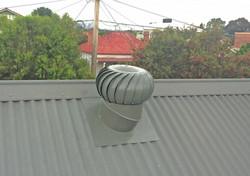 Whirly Bird Installation