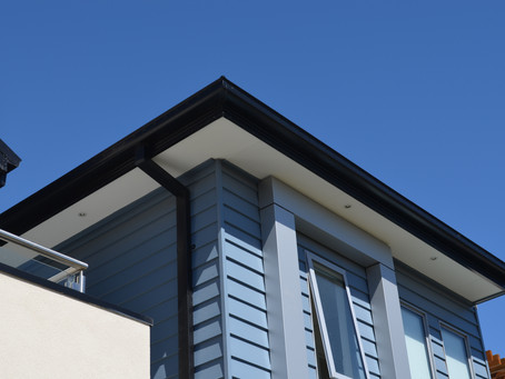 Roof Guttering