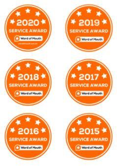 Northcote Roof plumbing Business Award