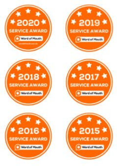 Northcote Roof Plumbing Business Awards