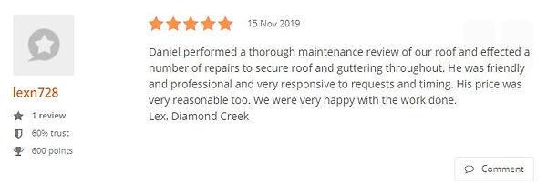 Roof Repair North Melbourne
