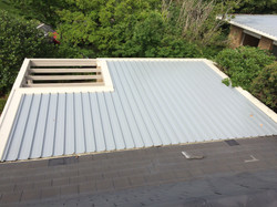 Flat Roof Replacement - Garage