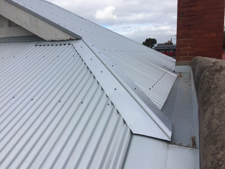 Using a licensed Roof Plumber