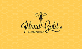 Island Gold Honey Prince Edward Island