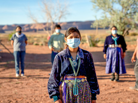COVID-19 highlights the neglect of indigenous communities throughout the United States
