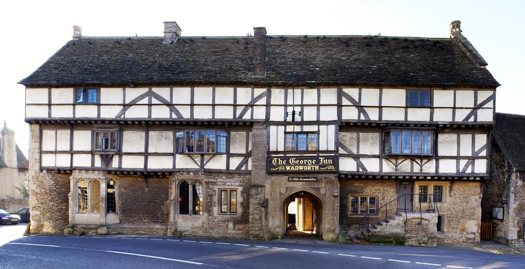 The George Inn Norton St Philip Bath