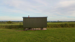 HutsUponaHill-Outside-Shepherds-Hut-Bath-Somerset-View