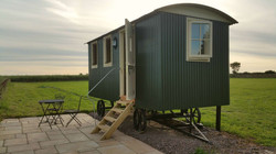 HutsUponaHill-Outside-Shepherds-Hut-Bath-Somerset
