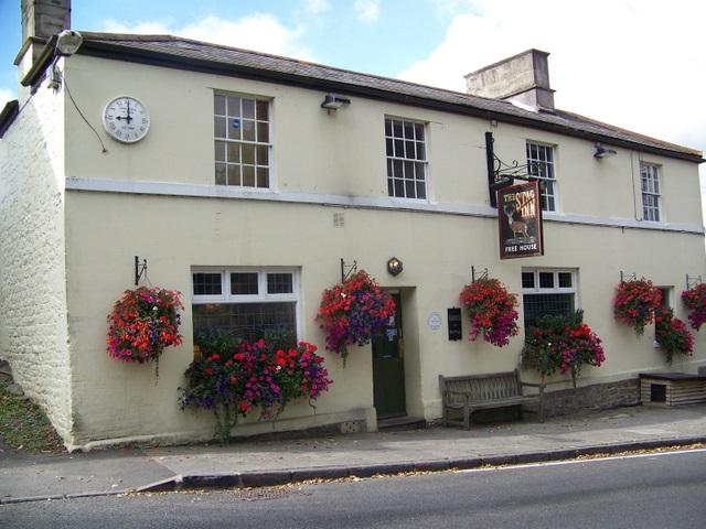 Stag Inn Hinton Charterhouse