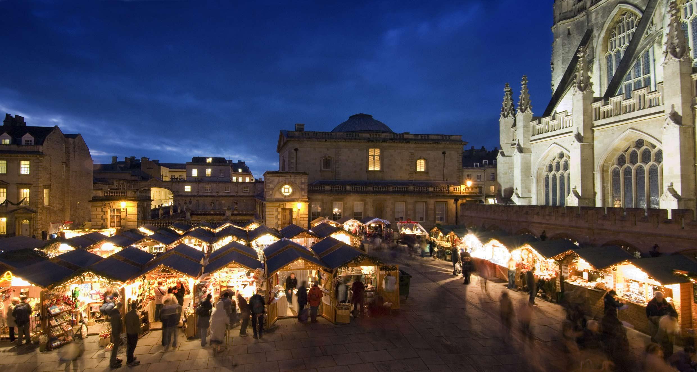 The Bath Christmas Market