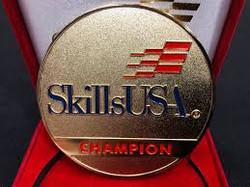 Championship Medal Gold